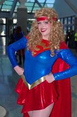 2574 - SLCE 2015 jpg (Photography by J Krolak) Tags: california losangeles costume cosplay masquerade supergirl dccomics comikaze2015
