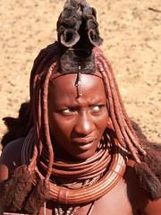 Himba woman, Namibia © Ute von Ludwiger