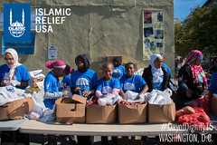 Day of Dignity in Washington, D.C. with America's Islamic Heritage Museum