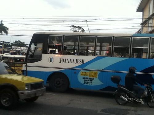 Joanna Jesh Transport, Corp - SR EXFOH - 9114-1