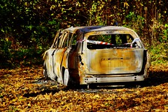 Burnout (osto) Tags: denmark europa europe sony zealand scandinavia danmark slt a77 sjlland osto november2015 alpha77 osto