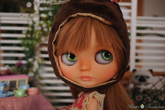 OOAK Kathe green eyes