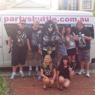 Join the party with Party Shuttle!