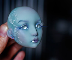 Face-up comission (olesyagavr) Tags: ninon lillycat cerisedolls