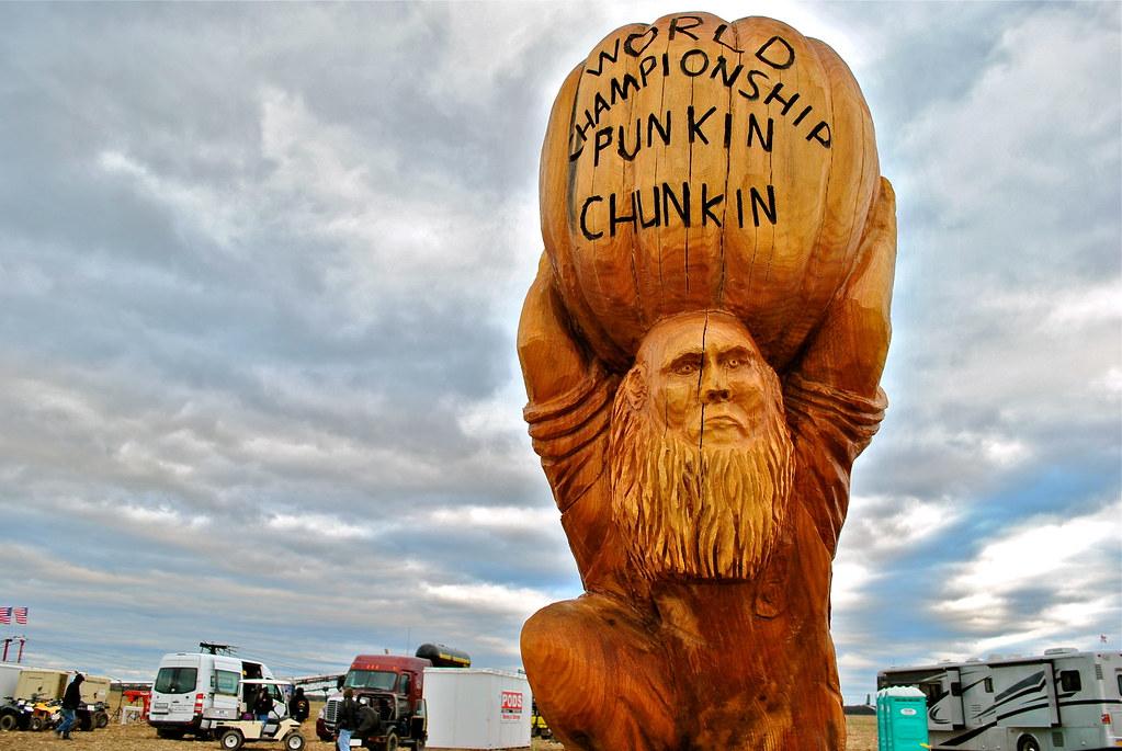 Punkin Chunkin, Delaware
