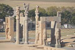Iran, Shiraz: Persepolis (dscheronimo) Tags: nikon iran persia unesco shiraz unescoworldheritage persepolis worldheritage weltkulturerbe d800 persien unescoweltkulturerbe