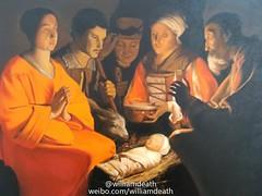 oil painting copy La Tour~ (=JasonWang=) Tags: oil painting 油画 art history la tour copy 复制 油絵 コピー jesus pilgrimage bible
