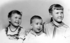 The Boswells - Jackie, Robert and Carol (ataribravo1) Tags: robert jackie bs jr gordon carol junior boswell