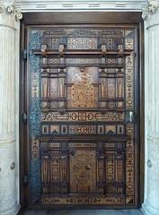Krakov, univerzita (108) (ladabar) Tags: door doorway kraków krakau krakov dveře