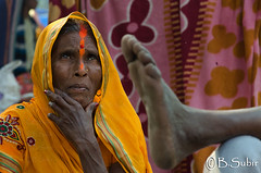 Dominency,Sonepur,Bihar,India.SBP_6024 (subirbasak) Tags: portrait people woman india color face yellow festival horizontal outdoors asia day indian fair ethnic sari pilgrim suggestive vermilion mela lifestyles bihar festivalofindia indianwoman veiledwoman indianculture humanleg maledomination indiaphoto indianethnicity subirbasak traditionallyindian othersideofindianpeople urbanpeopleofindia traditionalfestivalofindia dominency