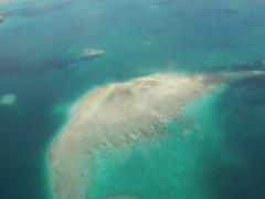 Sandbank, Kiribati!