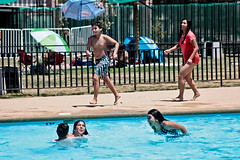 Apertura temporada de piscinas