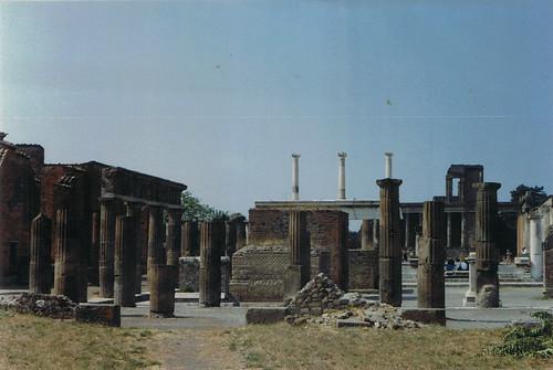 E Pompeia trunfou sobre a Historia.