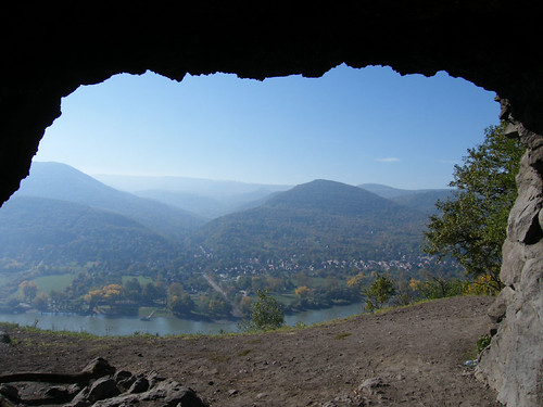 Remete-barlangi panoráma