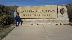 Carlsbad Caverns (cjacobs53) Tags: newmexico carlsbad caverns jacobs jacobsusa 116picturesin2016 scavenger hunt annual yearly national park nationalpark captain morgan stance clarence cj new mexico carlsbadcaverns stalactite stalagmite cave cavern rock formation mineral amazing