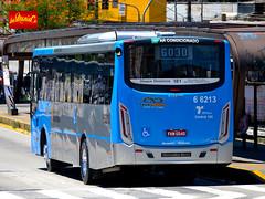 6 6213 Transwolff Transportes e Turismo (busManíaCo) Tags: busmaníaco nikond3100 nikon d3100 ônibus urbano caioinduscar caio apache vip iv mercedesbenz of1721 bluetec 5 transwolff transportes e turismo