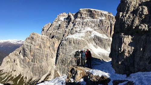 Leiternsteig (C) - Klettersteig Toblinger Knoten (2617 m) 2016