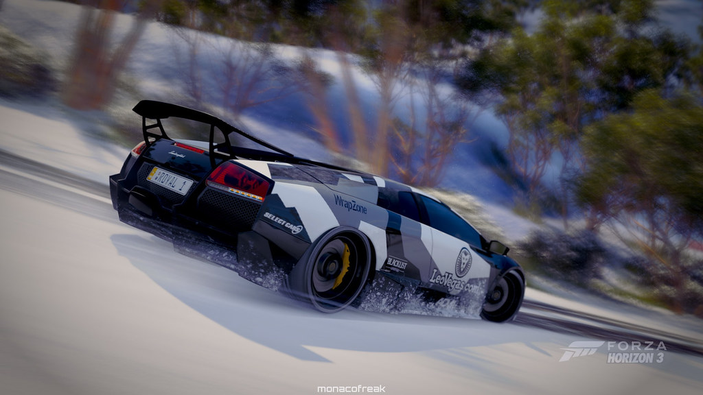The World S Most Recently Posted Photos Of Horizon3 And Murcielago