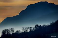 La montagne au petit jour (didier95) Tags: montagne paysage leverdesoleil savoie nuance teinte degrade