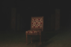 Ghost (J.J.Evan) Tags: silla chair field campo grass ghost old style columnas fantasma canon 50mm ausente arte art minimalismo minimalism power powerful abstract abstracto forgotten wow