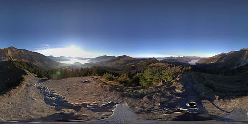 Flügespitz 360° Panorama