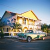 Houses Of Cienfuegos (jennyfur53) Tags: cienfuegos dianamini lomo lomography