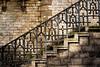 Escalera (miguelangelortega) Tags: staircase escalera monumento edificio rejería reja piedra stone arquitectura monument architecture dibujo geometría concepto líneaquebrada