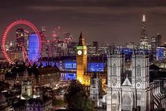 The Capital (DirtyJigsaw) Tags: explore rooftop london bigben landmark photography canon