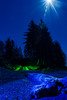 Blue Beach! (~138~) Tags: ocean vancouverisland abstract art bc beach blue canada colours dome domegamestrong fullmoon green light lightpainting lightart lights lightscape lightsculpture longexposure lpwalliance night nightlights nightphotography nightscape outdoors pacificnorthwest pacificocean paintingwithlight psychedelic sandcutbeach shadowpeople trippy water waterfall