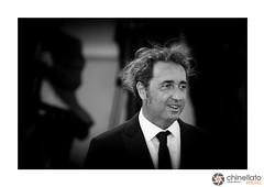 Paolo Sorrentino (ChinellatoPhoto) Tags: venezia venice venicefilmfestival mostradelcinemadivenezia ritratto portrait blackwhite cinema attore attrice regista director venezia73 paolosorrentino