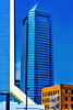 Bank of America Tower, 50 North Laura Street, Jacksonville, Florida, U.S.A. / Completed: 1990 / Achitect: Murphy/Jahn, Inc. Architects (Jorge Marco Molina) Tags: bankofamericatower 50northlaurastreet jacksonville florida usa 1990 murphyjahnincarchitects