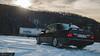 Mercedes 124 Snow edition (urospantelic_photography) Tags: snow sonyalphadslr car tuning gopro