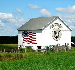 Colteryahn Farms (e r j k . a m e r j k a) Tags: pennsylvania butler prospect farm dairy rural country fence colteryahn roadside us422 i79pa erjkprunczyk explore