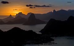 Parque da Cidade, Niterói, Rio de Janeiro (mariohowat) Tags: parquedacidade niterói riodejaneiro sunset pôrdosol entardecer fimdetarde brasil brazil