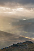 Breaking Light (matrobinsonphoto) Tags: scotland scottish hills hill mountain valley schiehallion loch tummel pitlochry ben y vrackie summit show rain shower weather valleys long lens landscape telephoto outdoors uk great britain british scenery highlands corbett rocks rocky sunlight sun light golden hour burst fog mist stormy dramatic cloudy clouds countryside