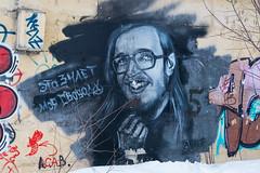 (Фото Москвы Moscow-Live.ru) Tags: парк лесопарк лосиныйостров заброшенное здание строение ветхое ветхий дом заброшенный граффити