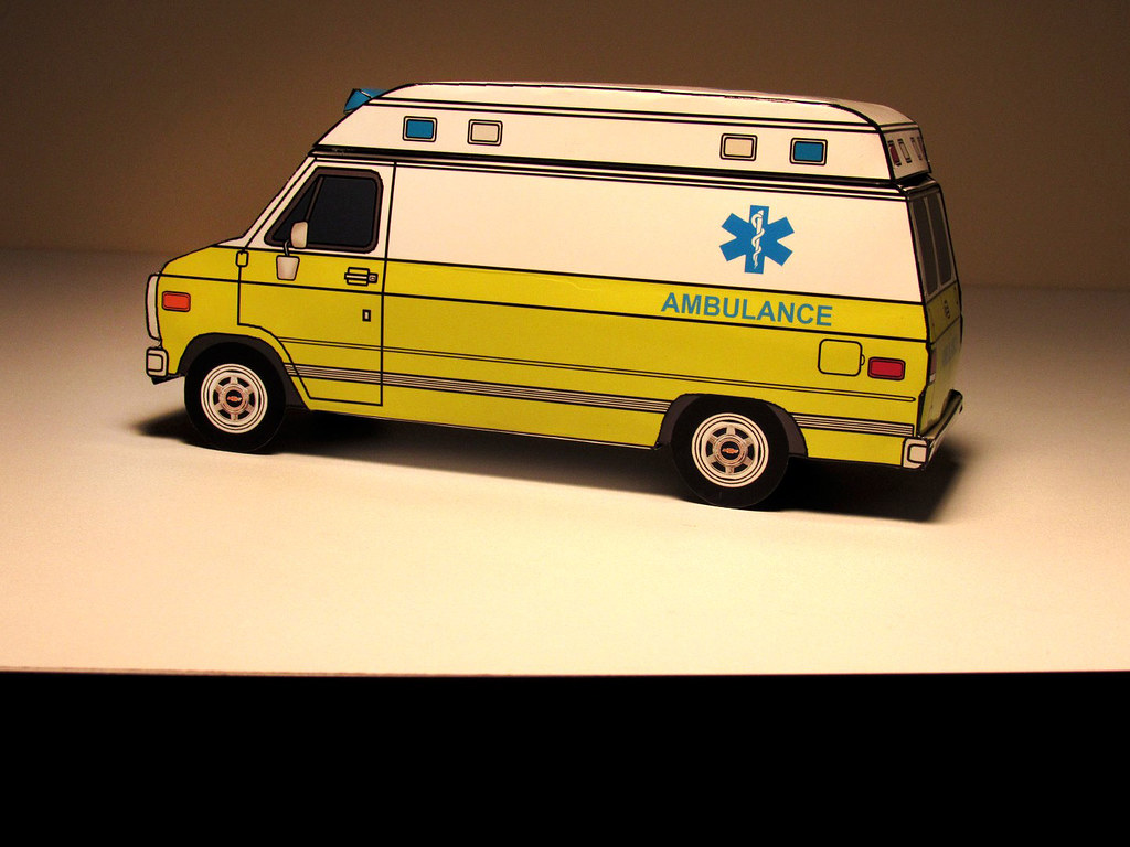 essay on ambulance