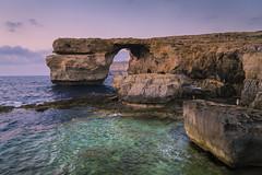 RIP Azure Window (johnnyarmaosphotography) Tags: malta gozo azurewindow azure geologicalformation travel europe eu cliff rock sea landscape seascape mediterranean coastline water