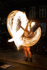 Dance of fire (paulius.malinovskis) Tags: sony fire dance girl copenhagen longexposure motionblur motion blur light flames kobenhavn denmark