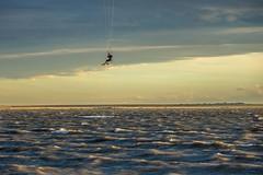 Big Air Bob boosting at Keho Lake.