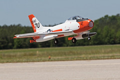 First in Flight RC Jet Rally 2015 - Fury Close Call (John. Romero) Tags: radio plane canon airplane photography fly flying photo nc airport control aircraft aviation air rally flight jet first hobby airshow planes carolina wilson remote tamron rc flyin fif