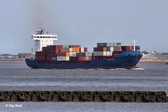 X-Press Monte Cervino (das boot 160) Tags: sea port docks river boats boat dock ship ships maritime mersey docking rivermersey merseyshipping xpressmontecervino