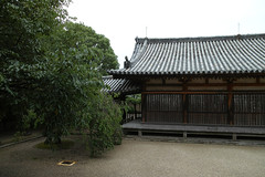 Reliquary hall (Lillakanarie) Tags: japan nara sigmadp1merrill
