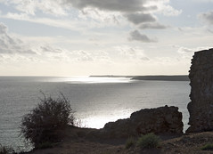 atlantic rim (azar2007) Tags: travel sunset sea portugal travels