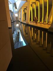 Reflections on (in) Olaf Eliasson's mesmerising installation at Louis Vuitton Fondation Paris (Shakespearesmonkey) Tags: paris art louisvuitton boisdeboulogne olafeliasson