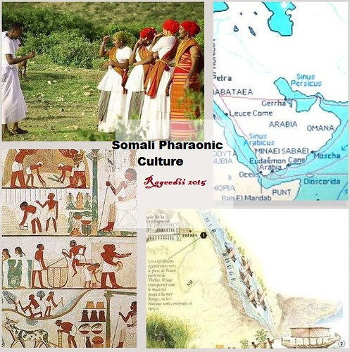 Somali Pharaonic Culture and Agriculture
