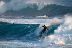 Surfer (blachswan) Tags: surf surfer australia surfing victoria surfboard southernocean portfairy thepassage