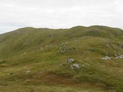 Creag Mhor ridge to Beinn Heasgarnich (ancanchaWH) Tags: highlands walk mhor beinn creag heasgarnich