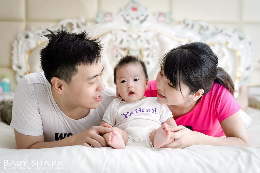 Baby Shark兒童寫真,寶寶寫真,親子寫真,兒童攝影,家庭寫真,全家福