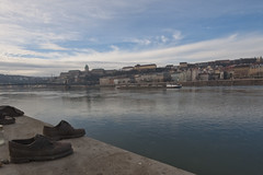 Shoes on the Danube Bank, by Can Togay and Gyula Pauer (Bahanick (Nxt Up: holiday break!)) Tags: camera original light white house black art colors up look composition contrast dark for reflex san europe hungary raw foto with arte bright image good capital budapest picture shapes parliament east saturation su visual emotions per mattia curiosity colori con luce decadence forme hungarian sensation riflesso composizione scuro sensazioni immagine emozioni danubio chiaro tonality visivo